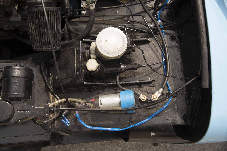 Mg Midget Engine Conversion 81